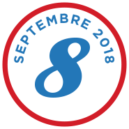 8 sept 2018